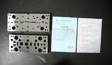 Metal Stamping Die Material Introduction