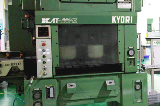 Heju Stamping add a new 40 TON KYORI Punch