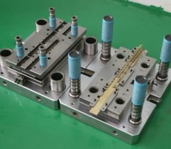 Surface Treatment Technology of Stamping Dies